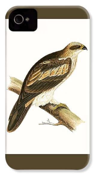 Booted Eagle IPhone 4s Case by English School