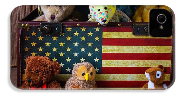 Box Full Of Bears IPhone 4s Case by Garry Gay