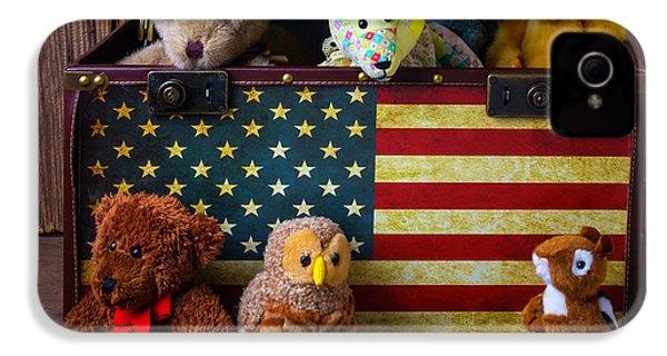 Box Full Of Bears IPhone 4s Case