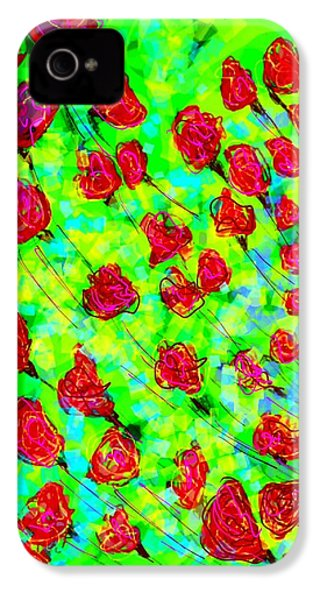 Bright IPhone 4s Case by Khushboo N