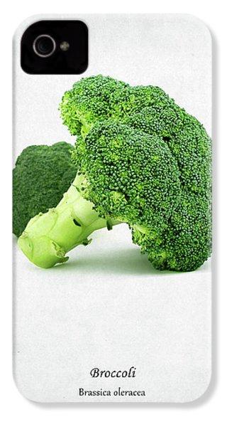 Broccoli IPhone 4s Case by Mark Rogan
