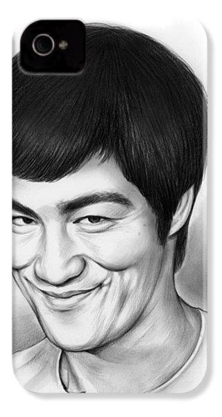 Bruce Lee IPhone 4s Case