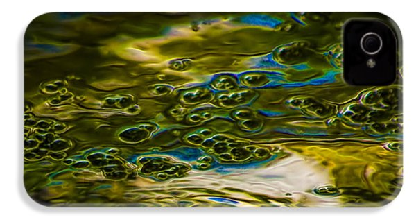 Bubbles And Reflections IPhone 4s Case by Marvin Spates