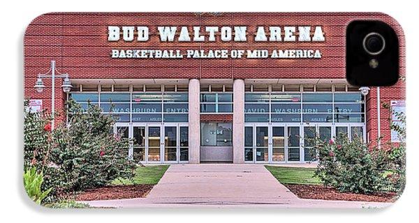 Bud Walton Arena IPhone 4s Case