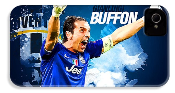 Buffon IPhone 4s Case