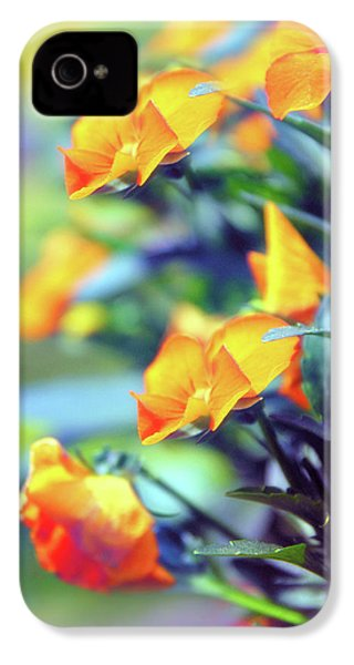 IPhone 4s Case featuring the photograph Buttercups by Jessica Jenney