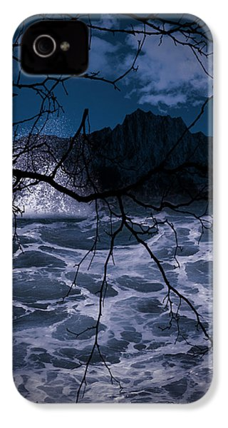 Caliginosity IPhone 4s Case by Lourry Legarde