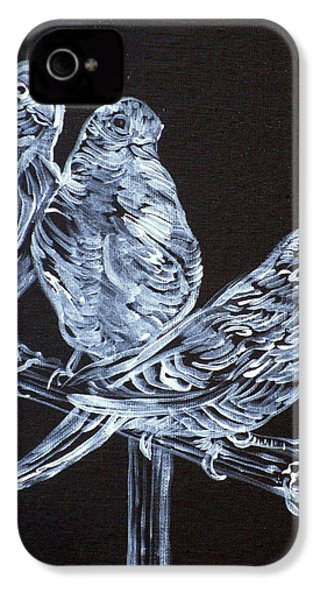 Canaries IPhone 4s Case by Fabrizio Cassetta