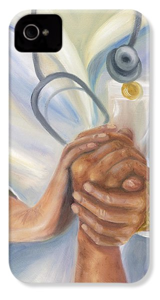 Caring A Tradition Of Nursing IPhone 4s Case
