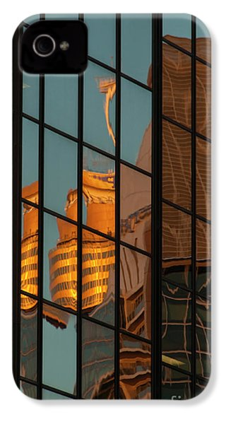 Centrepoint Hiding IPhone 4s Case by Werner Padarin