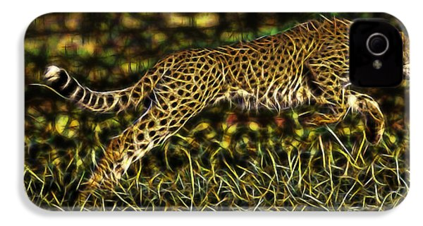 Cheetah Collection IPhone 4s Case