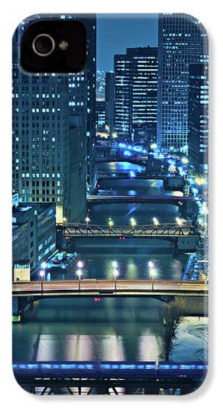 Chicago Bridges IPhone 4s Case