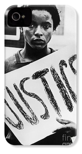 Civil Rights, 1961 IPhone 4s Case by Granger