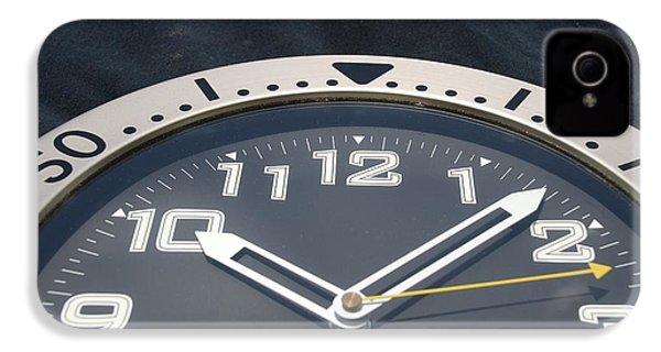Clock Face IPhone 4s Case
