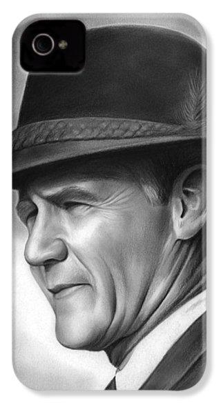 Coach Tom Landry IPhone 4s Case