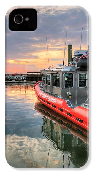 Coast Guard Anacostia Bolling IPhone 4s Case by JC Findley