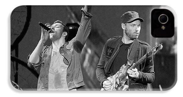 Coldplay 14 IPhone 4s Case by Rafa Rivas