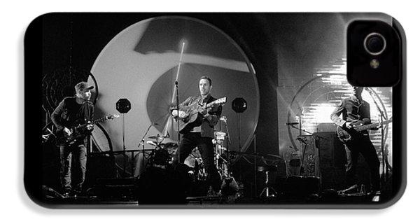 Coldplay12 IPhone 4s Case by Rafa Rivas