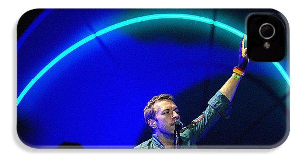 Coldplay3 IPhone 4s Case by Rafa Rivas