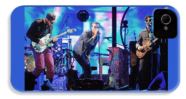 Coldplay7 IPhone 4s Case by Rafa Rivas