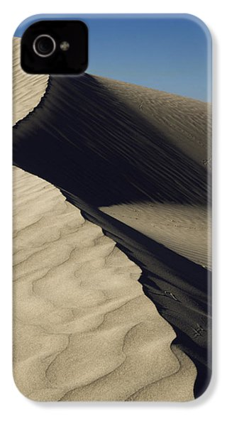 Contours IPhone 4s Case by Chad Dutson