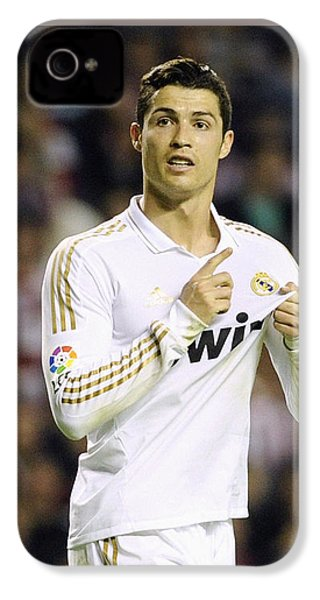 Cristiano Ronaldo 4 IPhone 4s Case