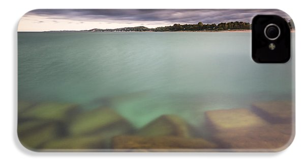 IPhone 4s Case featuring the photograph Crystal Clear Lake Michigan Waters by Adam Romanowicz