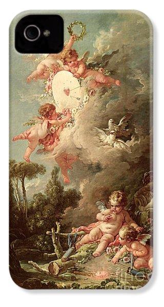 Cupids Target IPhone 4s Case