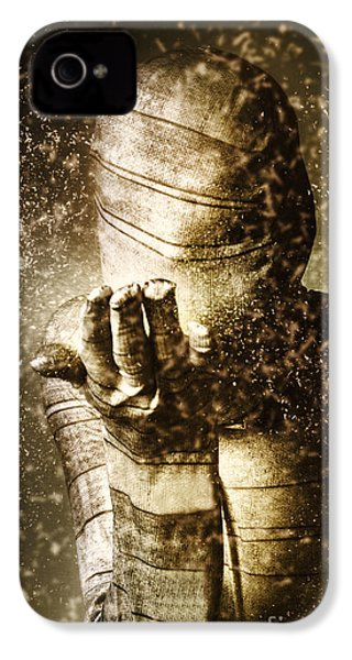 Curse Of The Mummy IPhone 4s Case by Jorgo Photography - Wall Art Gallery