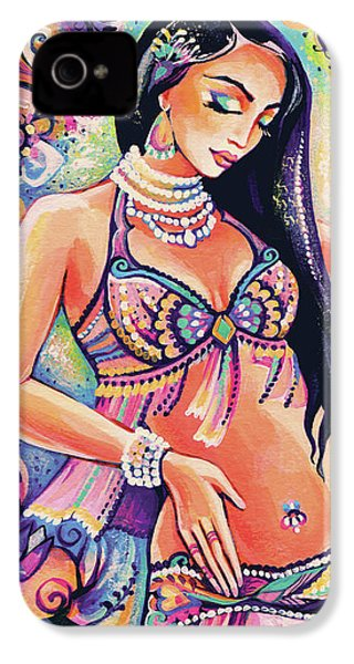 Dancing In The Mystery Of Shahrazad IPhone 4s Case by Eva Campbell