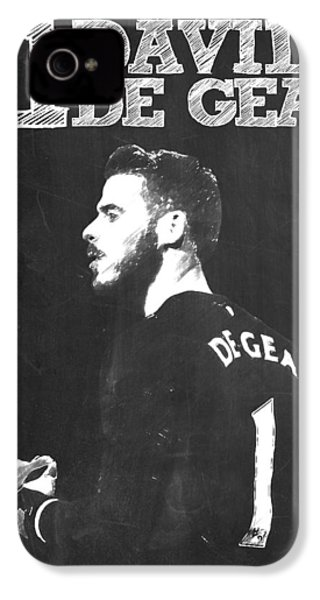 David De Gea IPhone 4s Case