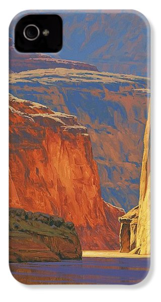 Deep In The Canyon IPhone 4s Case
