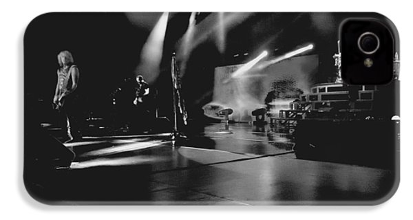 Def Leppard At Saratoga Springs 2 IPhone 4s Case by David Patterson