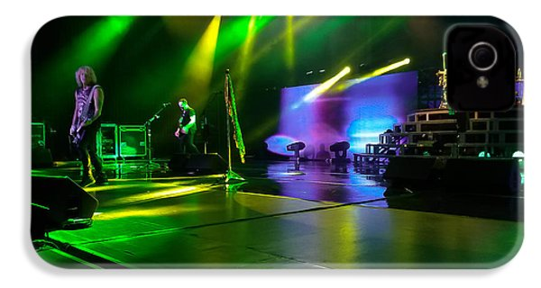 Def Leppard At Saratoga Springs IPhone 4s Case by David Patterson