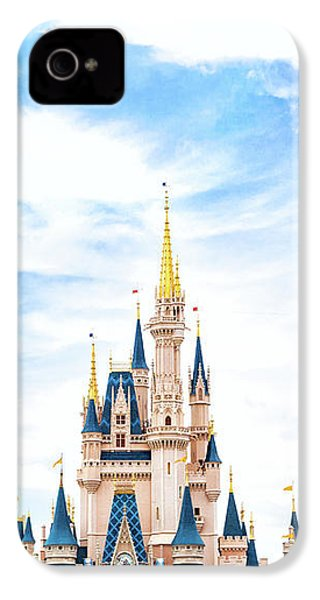 Disneyland IPhone 4s Case by Happy Home Artistry
