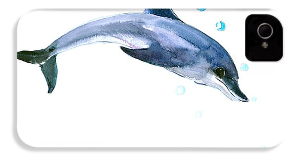 Dolphin IPhone 4s Case