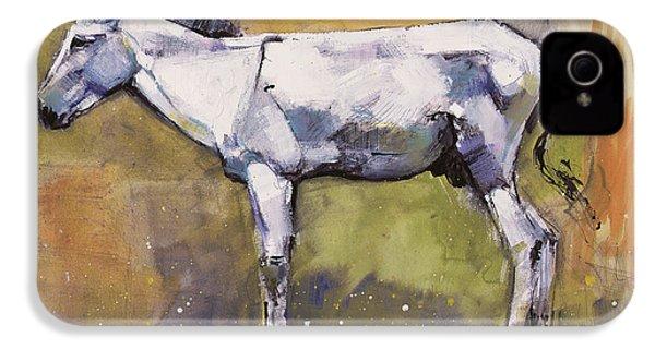 Donkey Stallion, Ronda IPhone 4s Case by Mark Adlington