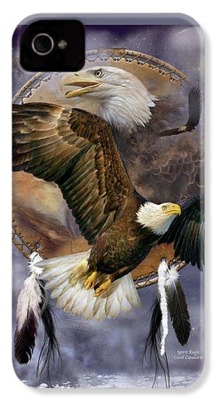 Dream Catcher - Spirit Eagle IPhone 4s Case