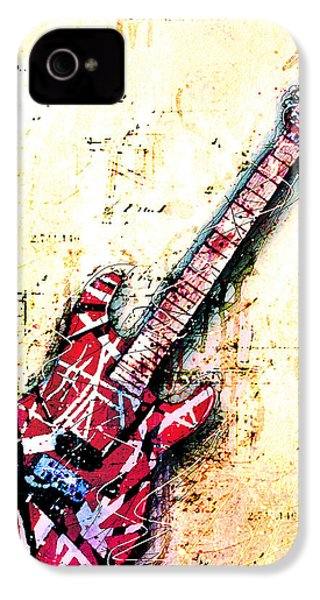 Eddie's Guitar Variation 07 IPhone 4s Case