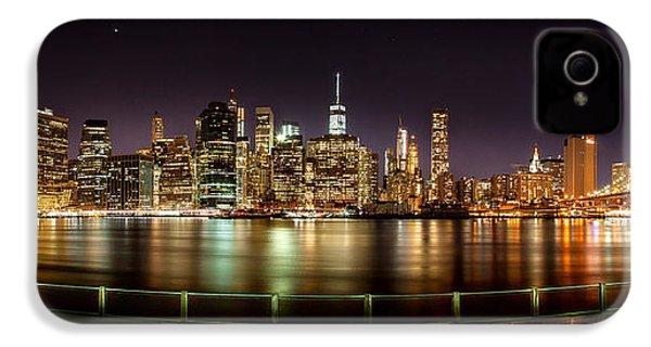 Electric City IPhone 4s Case by Az Jackson