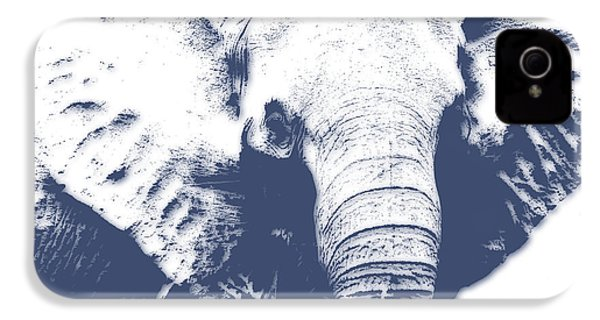 Elephant 4 IPhone 4s Case by Joe Hamilton