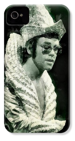 Elton John By John Springfield IPhone 4s Case