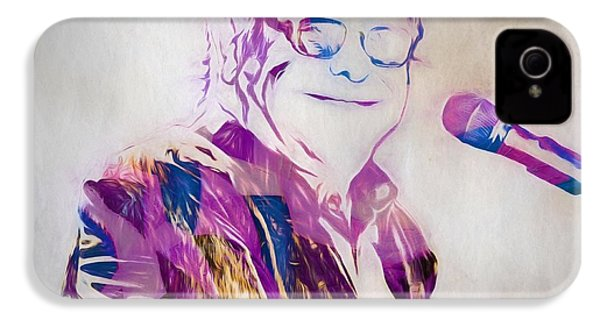 Elton John IPhone 4s Case