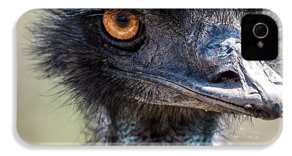 Emu Eyes IPhone 4s Case