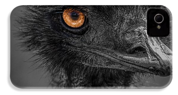 Emu IPhone 4s Case by Paul Freidlund