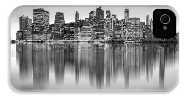 Enchanted City IPhone 4s Case by Az Jackson