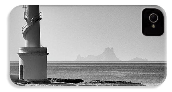 Far De La Savina Lighthouse, Formentera IPhone 4s Case by John Edwards
