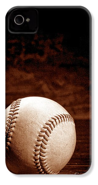Favorite Pastime  IPhone 4s Case