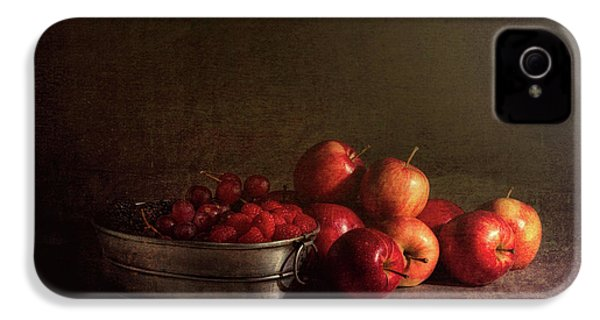 Feast Of Fruits IPhone 4s Case by Tom Mc Nemar