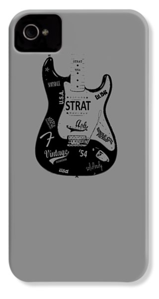 Fender Stratocaster 54 IPhone 4s Case